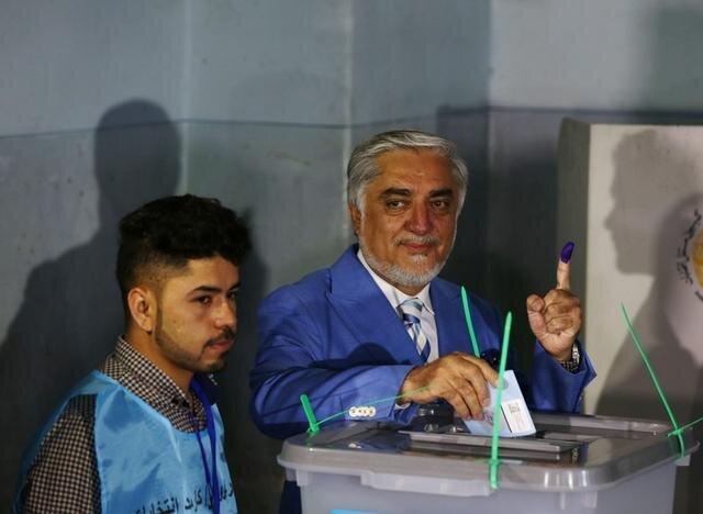 عبدالله عبدالله اعلام پیروزی کرد