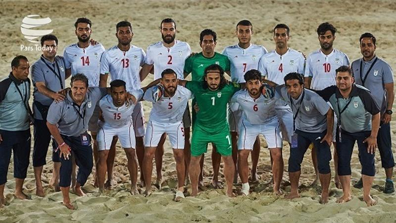 ساحلی بازان ایران اول آسیا و پنجم جهان