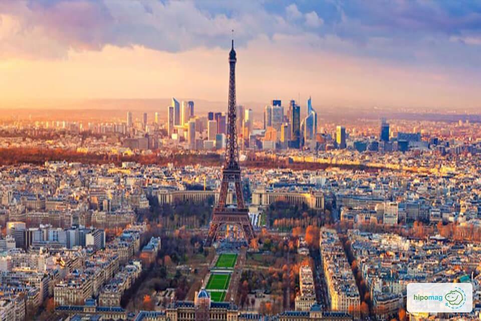 برای ویزای فرانسه باید چه کار کنیم؟