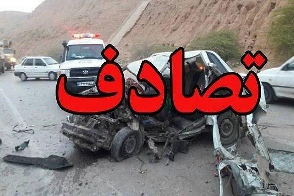 فوت 450 نفر ناشی از تصادفات رانندگی طی 8 ماه سالجاری