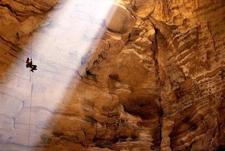 کارگاه آموزشی حفاظت از غارها برگزار گردید، حفاظت از 80 غار در البرز