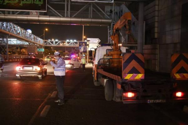خبرنگاران اعمال توقیف ساعتی برای کامیون هایی که وارد تهران شوند